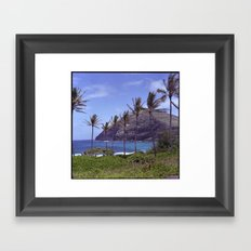 Hawaii Heaven Framed Art Print