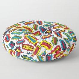 Super Words! Floor Pillow