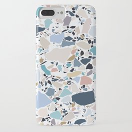 Pastel Terrazzo iPhone Case