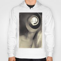window Hoodies featuring Window by Cash Mattock