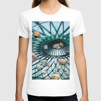 lanterns T-shirts featuring Chinese lanterns by Anna Berthier