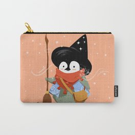 Wizard Penguin Carry-All Pouch