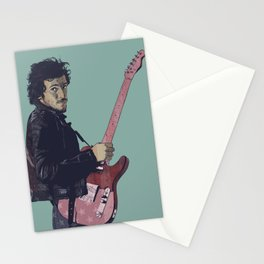 The Boss Bruce Stationery Cards