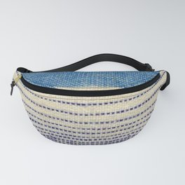 Ombre Stripe 01 Fanny Pack