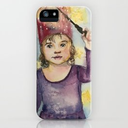 Wizarding iPhone Case
