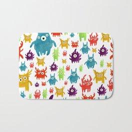 Cute little creatures Bath Mat