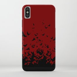An Unkindness of Ravens iPhone Case