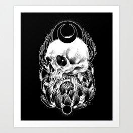 Crysanthemum Art Print
