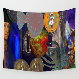 Ocean of Light Wall Tapestry