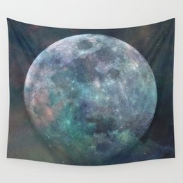 Solstice Moon Wall Tapestry