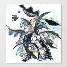 arbre 2 Canvas Print