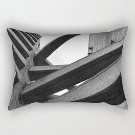 Sesc Pompeia | São Paulo | Brazil Rectangular Pillow