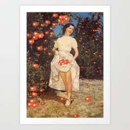 The Orchard Of Me Art Print