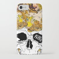 afro iPhone & iPod Cases featuring Afro by dogooder
