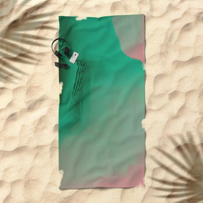 The Valley Beach Towel