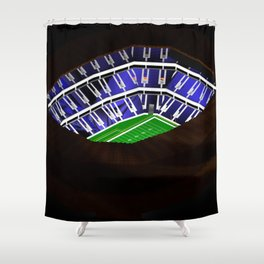 The Celebration Shower Curtain