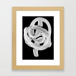 Tragics 02 - Tapeworm(s) Framed Art Print