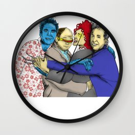 The Uncanny Seinfeld Wall Clock