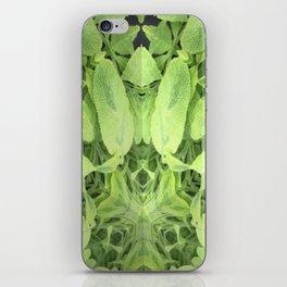 Sage iPhone Skin