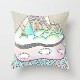 My Shambhala Throw Pillow