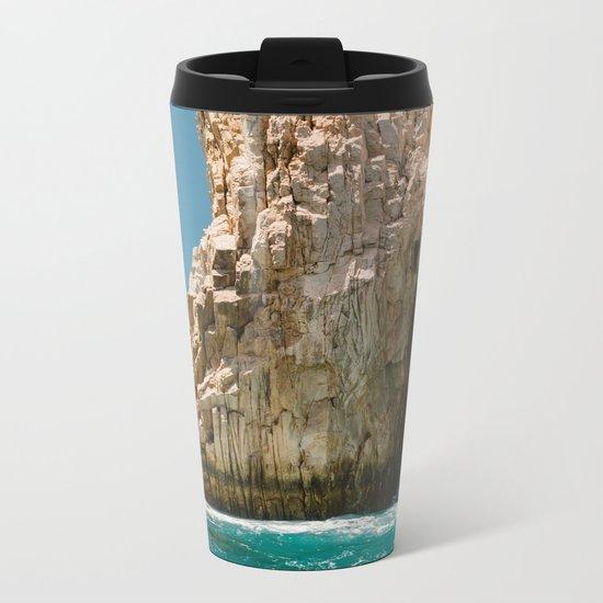 Cabo San Lucas XI Metal Travel Mug
