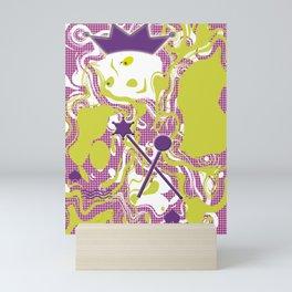Joke royal Mini Art Print
