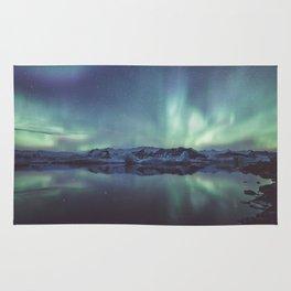 Jokulsarlon Lagoon - Landscape and Nature Photography Rug