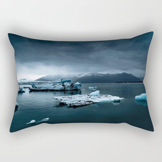 Banquise Rectangular Pillow
