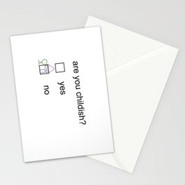 Litmus Stationery Cards