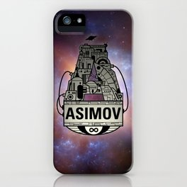 Forever Asimov  iPhone Case