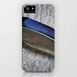 Glossy iridescence iPhone Case