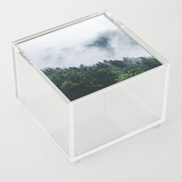 Moody Forest Acrylic Box