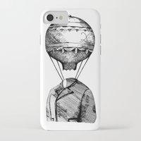 balloon iPhone & iPod Cases featuring Balloon by Ilya kutoboy