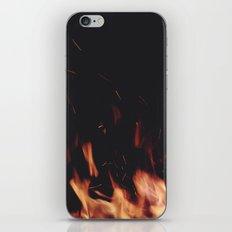 FIRE 5 iPhone & iPod Skin