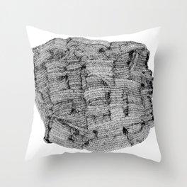 Zipper Throw Pillow