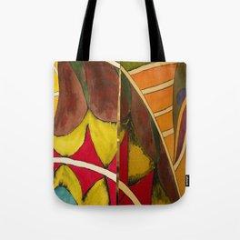Colors&Patterns Tote Bag