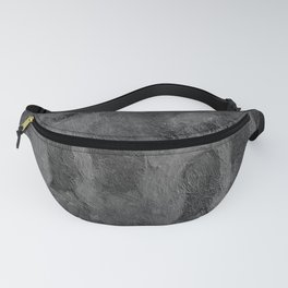 Autumn Memory by Lu, black-and-white Fanny Pack