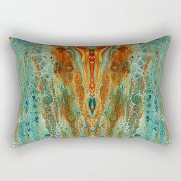 mirror 8 Rectangular Pillow
