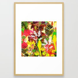 Electrical Amazon Framed Art Print