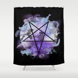 Pentacolour Shower Curtain