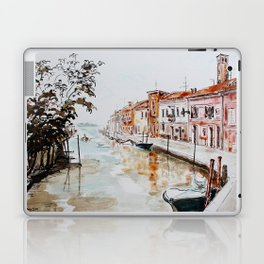 Murano in the Afternoon Laptop & iPad Skin