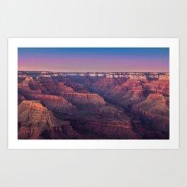 Grand Canyon National Park, USA #society6 #decor #buyart Art Print