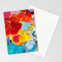 Pallette Stationery Cards
