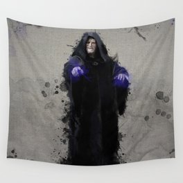 Palpatine Wall Tapestry