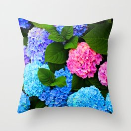 Wonderland is Calling Throw Pillow