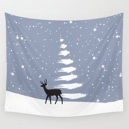 C1.3 OOOH DEER Wall Tapestry
