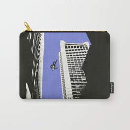 Dream Sequence Blue Carry-All Pouch