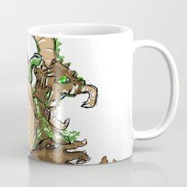 Earth Armless Dragon Coffee Mug