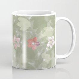 Flower Christmas Rose Coffee Mug
