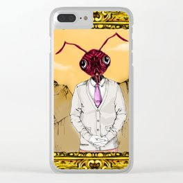 Dr. Ant Clear iPhone Case